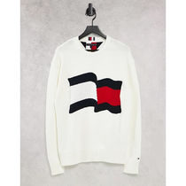 Tommy Hilfiger big flag  ニット