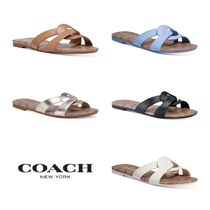 【COACH】Women's Essie Slide Sandals*サンダル