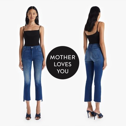 即発★Mother★INSIDER CROP STEP FRAY 1157-360-THY