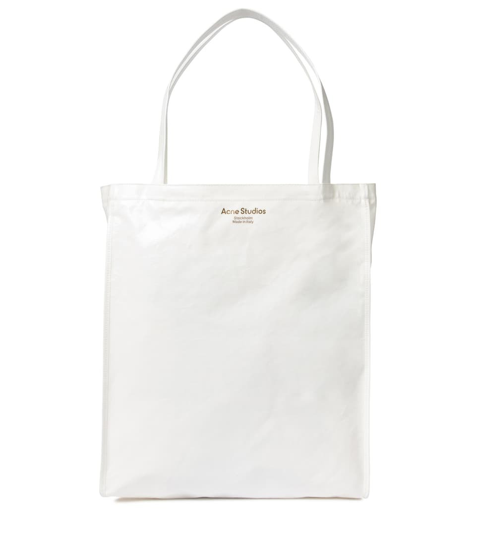 ACNE STUDIOS 油布トート 関税込み (Acne/トートバッグ) 67355255