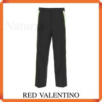 RED VALENTINO(レッドヴァレンティノ) パンツ Valentino Trousers With Knit Band