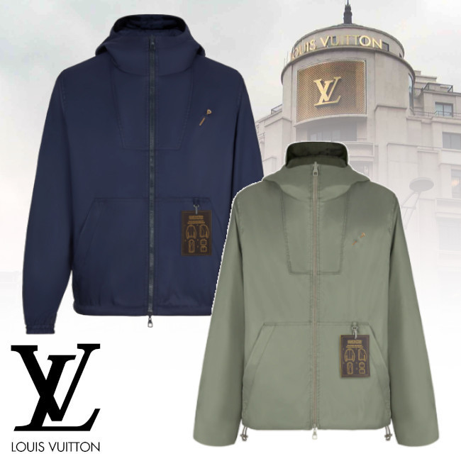 Louis Vuitton 21SS【直営店】新作モノグラムウインドブレーカー (Louis Vuitton/アウターその他) 1A7WYQ  1A8HF8
