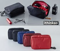 [ithinkso] DAY MAKE-UP POUCH ポーチ / コスメポーチ 5色