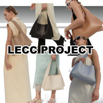 LECC PROJECT(レックプロジェクト) トートバッグ 韓国『LECC PROJECT』 ARC LOW BUCKET バッグ 21SS