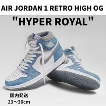 NIKE AIR JORDAN 1 RETRO HIGH OG HYPER ROYAL エアジョーダン1