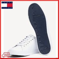 【TOMMY HILFIGER】Essential Leather Lace-Up 関税・送料込み