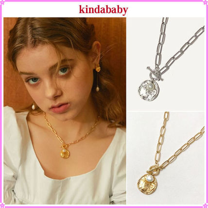 【kindababy】bold chain necklace〜ネックレス★日本未入荷