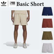 【男女OK】Adidas x Pharrell Williams - BASICS SHORTS 全6色