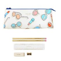kate spade new york(ケイトスペード) ペンケース 即納Kate spadeNY  Sun's Out pencil case 文具付き211734