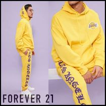 【Forever21】レイカーズ フーディー & ジョガー セットアップ