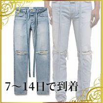 SEAL◆FEAR OF GOD Denim trousers