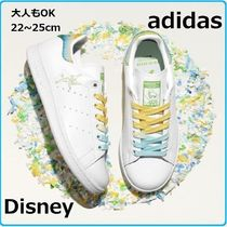 大人もOK【adidas】× Disney STAN SMITH ティンカーベル Kids