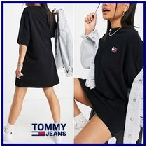 ☆Tommy Jeans☆ヴィンテージグラフィック 半袖Tシャツワンピ