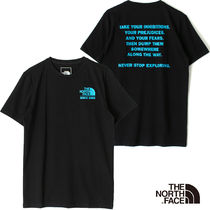 【最短翌日着】THE NORTH FACE BLACK BOX CUT Tシャツ NF0A55EF