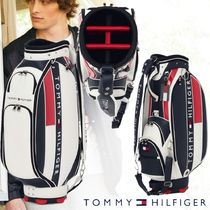 Tommy Hilfiger(トミーヒルフィガー) キャディーバッグ・ケース 【2~5日着可/2カラー】トミーヒルフィガー/キャディーバッグ