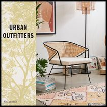 【UO】モダン ラタンチェア Carole Rattan And Metal Chair