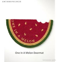 JUICY*ANTHROPOLOGIE*One In A Melon Doormat ドアマット