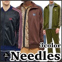 【Needles/送料無料】POLY SMOOTH TRACK JACKET 3color