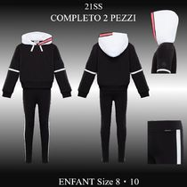 21SS★新作★MONCLER★COMPLETO 2 PEZZI キッズ トラックスーツ