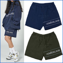 ADLV★TWICE着用★PIPING EMBROIDERY LOGO SHORT PANTS