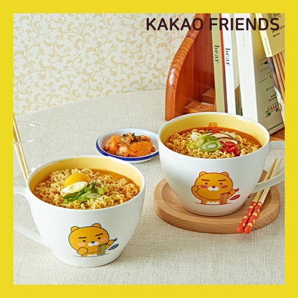 【KAKAO FRIENDS】Ryan X Jin Ramen Bowl★ラーメン 専用器