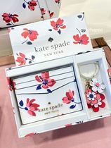 【kate spade】ギフトに!staciフラワープリント*ギフトセット