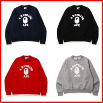 A BATHING APE★送料込み★RELAXED FIT COLLEGE スウェット