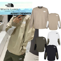 ◇ THE NORTH FACE ◇ ALBANY CREWNECK