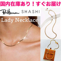 Ron Herman(ロンハーマン) ネックレス・ペンダント SHASHI☆ロンハー取扱☆Lady Necklace レディネックレス