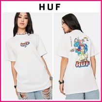 【最新作】人気♪ ☆ HUF ☆ CHUN-LI AND CAMMY GRAPHIC TEE