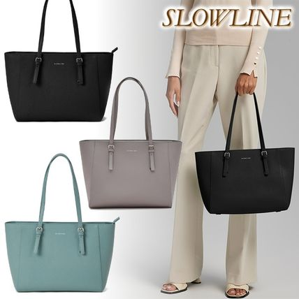 SLOWLINE トートバッグ 大人気★SLOWLINE★Commodious Chic Tote バッグ