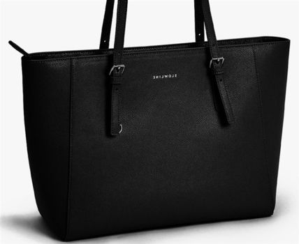 SLOWLINE トートバッグ 大人気★SLOWLINE★Commodious Chic Tote バッグ(3)