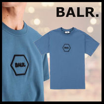 【BALR.】ボーラー 3D HEXAGON OVERSIZED FIT Tシャツ