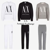 《A/X Armani Exchange》ICON * ロゴ スウェットセットアップ