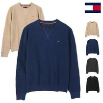 Tommy Hilfiger Crew Neck Cotton Knit クルーネック 春 ニット
