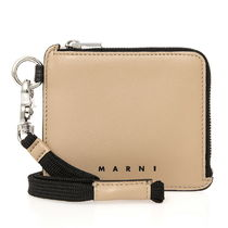 MARNI 財布 メンズ カードケース  WALLET WITH NECK STRAP