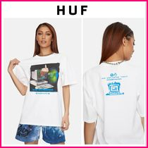【最新作】人気♪ ☆ HUF ☆ Y2K DAY SHORT SLEEVE GRAPHIC TEE