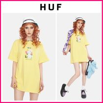 HUF(ハフ) Tシャツ・カットソー 【最新作】人気♪ ☆ HUF ☆ BORN TO DIE GRAPHIC TEE