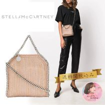 送料関税込★Stella McCartney★mini Falabella tote かごピンク
