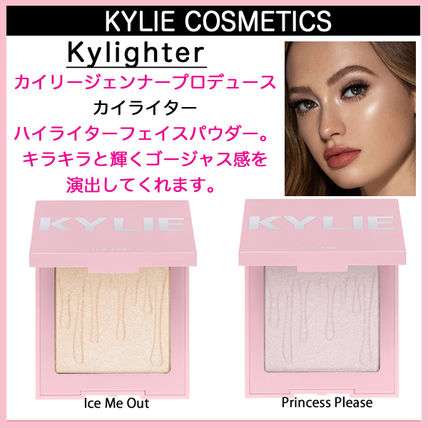 KYLIE★Kylighter ハイライター(Princess Please / Ice Me Out)