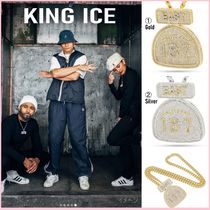 King Ice(キングアイス) ネックレス・ペンダント 送税込【SNOOP DOGG x KING ICE】187 DEEP COVER NECKLACE (2色)