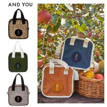 AND YOU(アンドユー) バッグ・カバンその他 【AND YOU】NAMSAN cooler bag クーラーバッグ Sサイズ
