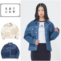 さらに100円引き◆ROMANTIC CROWN◆STITCH DENIM JACKET