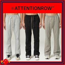 ATTENTIONROW(アテンションロー) パンツ [ATTENTIONROW] GALLERY BOOTCUT-FIT TRAINING PANTS/3色/追跡付