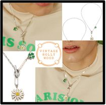 VINTAGE HOLLYWOOD(ヴィンテージハリウッド) ネックレス・チョーカー ★関税込★VINTAGE HOLLYWOOD★Swing Daisy Charm Necklac.e★