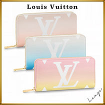 【Louis Vuitton】ジッピー・ウォレット 長財布 By The Pool