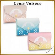 【Louis Vuitton】ポルトフォイユ・ヴィクトリーヌ By The Pool