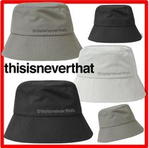 【thisisneverthat】★SUPPLEX Long Bill Bucket Ha.t★ハット