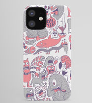 *Society6* Ol' doodle iPhone ケース
