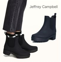 Jeffrey Campbell(ジェフリーキャンベル) レインブーツ Jeffrey Campbell*Cloudy Rain Booties